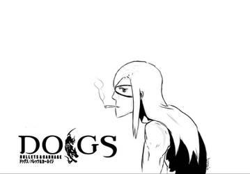 Badou Nails - gun smoker by Ipossia