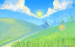 Countryside by allish