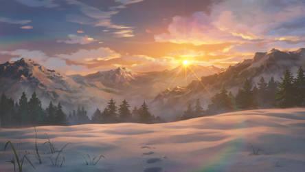 Sunrise by andanguyen