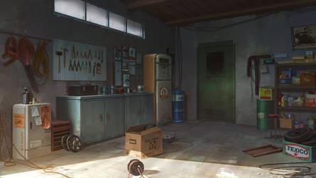 Garage by andanguyen