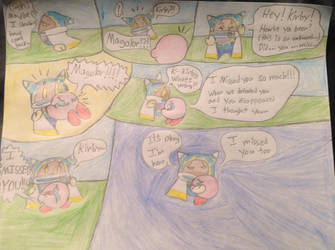 Kirby star allies ep 67 I missed you part three by ShannonTheArt