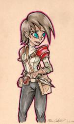 Lara by TrenchHead