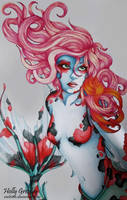 Koi Mermaid by Raeleven