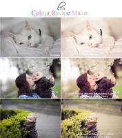 Colour Recipe Maker NEW Lightroom Preset by Lady-Tori