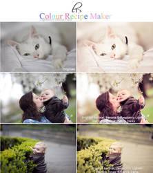 Colour Recipe Maker NEW Lightroom Preset by Lady-Tori