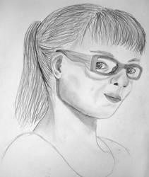Self Portrait by cardcaptorclaire