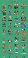 Capcom Group by simpleguyfa