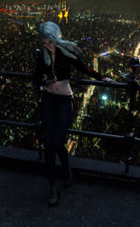 TG Inspired: Alice - Tokyo City by AOGRAI