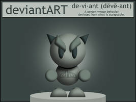 Deviant Definition by KenSaunders