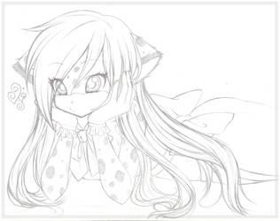 ZallieTo Toto haha by As-If-I-Draw