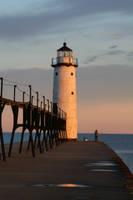 Manistee Lighthouse by tonysphotos
