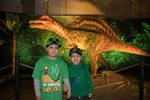 Dinosaurs Alive by tonysphotos