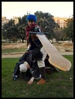 Battle chap.4 defending Soren by Kalavel-Loki