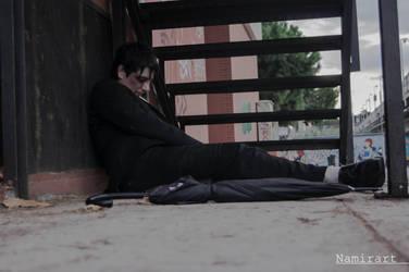Oswald Cobblepot (Penguin) - Gotham by Kalavel-Loki