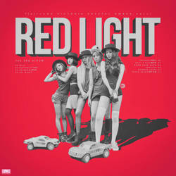 f(x) - The 3rd Album : Red Light by DiYeah9Tee4
