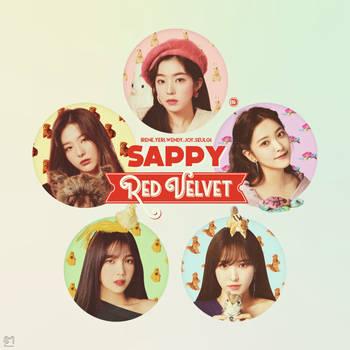 Red Velvet : SAPPY by DiYeah9Tee4
