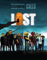 lost annoying orange by bhrocks