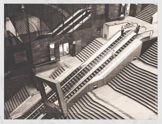 Ghetto Sidewalk by Stainn