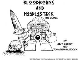 Bloodborne and Needlestick Preview by Dungeonhordes