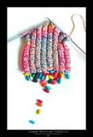 Yummi Knitting Series 3 by specialsally