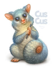 CusCus by Znayduk