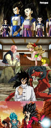 Dragon ball Random by PiiPeSnOw
