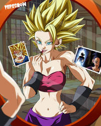 Caulifla by PiiPeSnOw