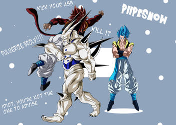 from gogeta to gogeta by PiiPeSnOw