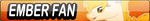 [OC] Ember fan button by buttonmaker