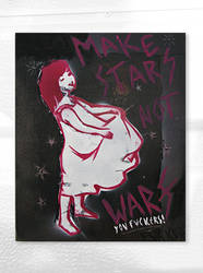 Make stars by Joe-Wood-Stencil-Art