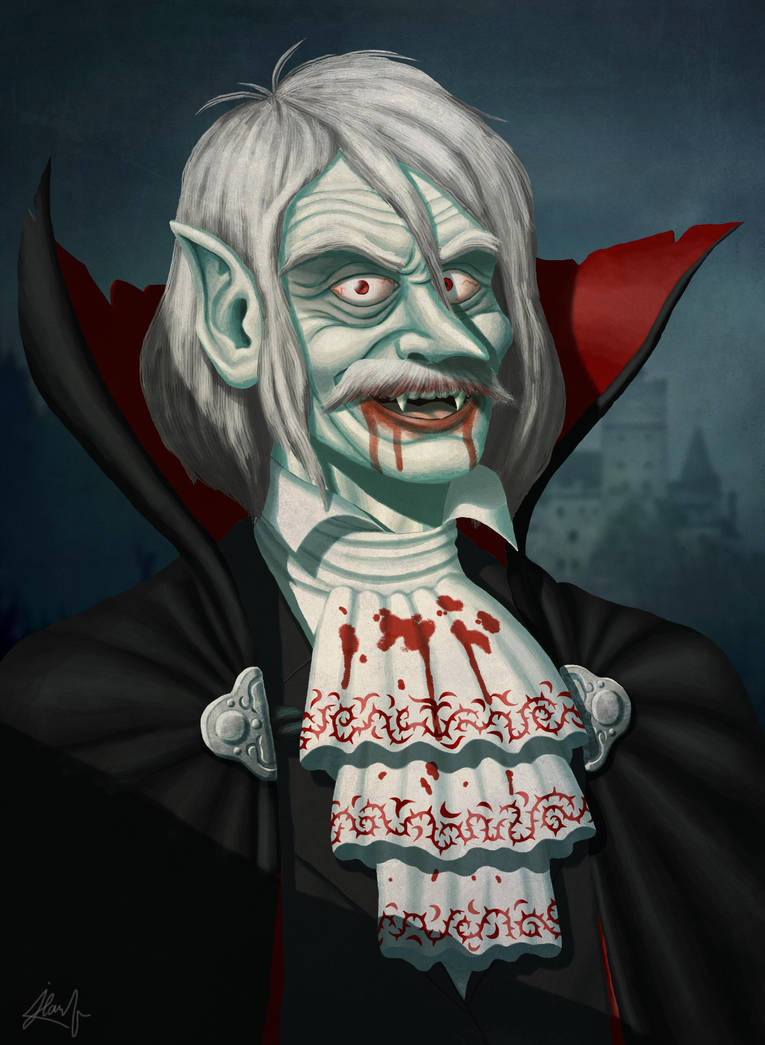 Count Vlad Dracula by DoctorChevlong