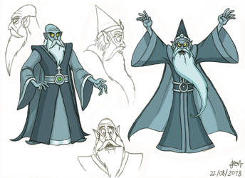 The Planets - Uranus - Unarus character concepts by DoctorChevlong