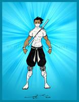 Tetisu- Ninja Apprentice by LavenderBlade