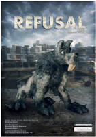 Refusal film - Poster by Skanaerrian