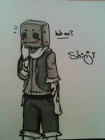 Shinji Madame doodles pt1 by LilMissRaffy