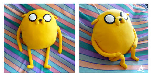 Fat Jake Plush by AzureStarr