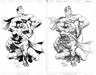 World's Finest_Commission by MichaelBair