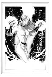 Crystal of the Inhumans by MichaelBair