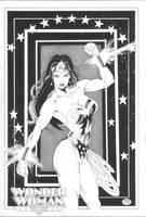 Wonder Woman by MichaelBair