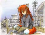 SavePoint: Tousled Yakugashi by fredrin