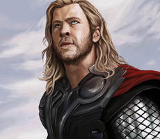 Thor by NoraMarquez