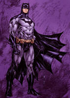 Batman the Gotham knight by SpiderGuile
