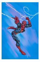 Webswinging Spidey - Videsh by SpiderGuile
