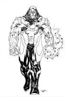 Thanos - Kris Anka design - aug2013 by SpiderGuile