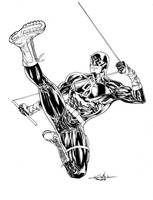 All-new, all-different Daredevil by SpiderGuile