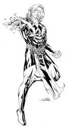Adam Warlock by SpiderGuile
