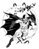 The Batman by SpiderGuile