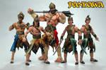 Pandawa Action Figure by Leorezca
