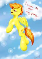 wing pony by Farcuf