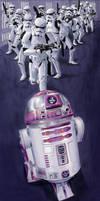 R2-KT Droid Hunt by AllisonSohn